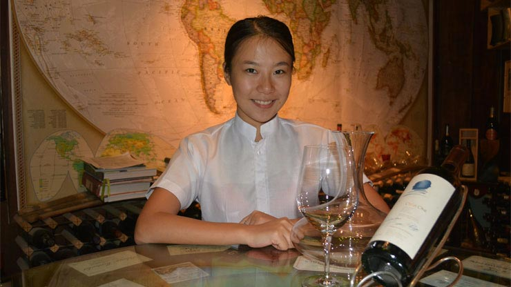 Private Sommelier