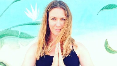 Jessica, yoga and aromatherapy